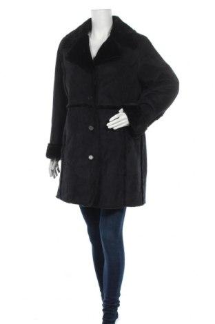 Дамско палто TCM, Размер L, Цвят Черен, Полиестер, Цена 20,74лв.