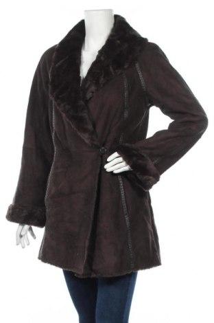 Γυναικείο παλτό Talbots, Μέγεθος S, Χρώμα Καφέ, Πολυεστέρας, Τιμή 28,25€