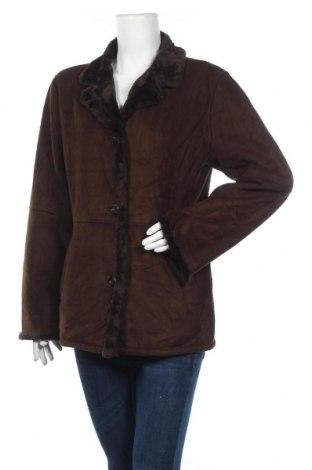 Γυναικείο παλτό Talbots, Μέγεθος M, Χρώμα Καφέ, Πολυεστέρας, Τιμή 32,57€