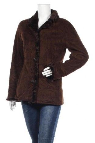 Γυναικείο παλτό Talbots, Μέγεθος S, Χρώμα Καφέ, Πολυεστέρας, Τιμή 32,71€