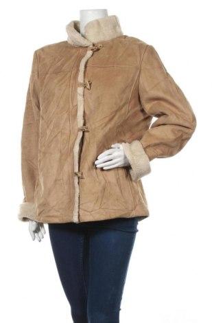 Γυναικείο παλτό Talbots, Μέγεθος L, Χρώμα Καφέ, Πολυεστέρας, Τιμή 27,77€