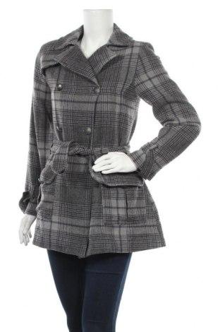 Дамско палто Tita, Размер S, Цвят Сив, Цена 14,81лв.