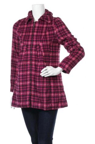 Дамско палто Veeko, Размер M, Цвят Розов, Полиестер, Цена 12,86лв.