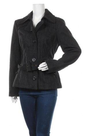 Дамско палто Vero Moda, Размер L, Цвят Сив, Цена 13,65лв.