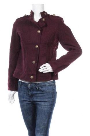 Γυναικείο παλτό Vestino, Μέγεθος M, Χρώμα Κόκκινο, 80% πολυεστέρας, 17% βισκόζη, 3% ελαστάνη, Τιμή 25,40€