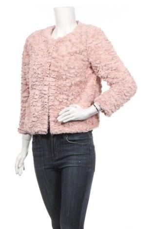 Дамско палто Via Appia, Размер S, Цвят Розов, Полиестер, Цена 15,07лв.