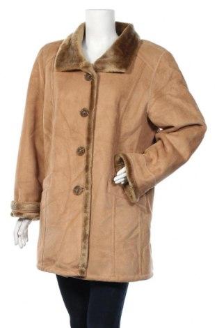 Γυναικείο παλτό Walbusch, Μέγεθος XL, Χρώμα Καφέ, Πολυεστέρας, Τιμή 44,42€