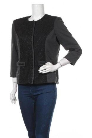 Дамско сако, Размер S, Цвят Черен, 75% памук, 25% полиамид, Цена 5,78лв.