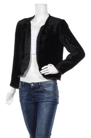 Дамско сако, Размер M, Цвят Черен, Цена 7,35лв.