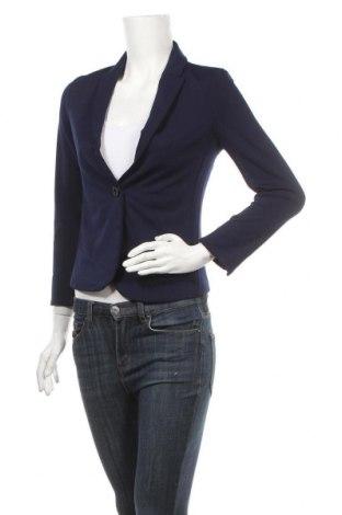 Дамско сако, Размер S, Цвят Син, Цена 18,43лв.