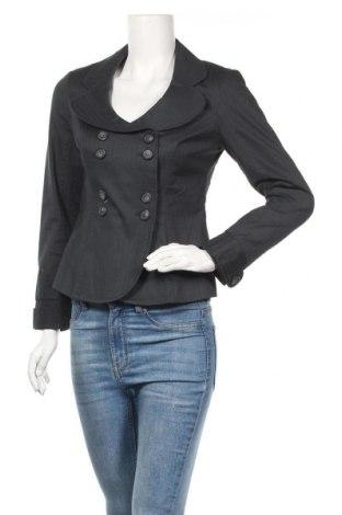 Дамско сако Alba Moda, Размер XS, Цвят Син, 98% памук, 2% еластан, Цена 7,09лв.