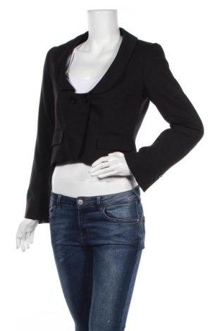 Γυναικείο σακάκι Apart, Μέγεθος S, Χρώμα Μαύρο, 56% βισκόζη, 42% πολυεστέρας, 2% ελαστάνη, Τιμή 9,78€