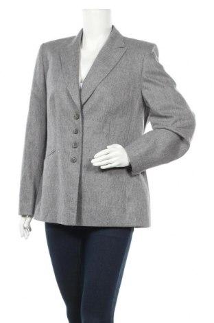Дамско сако Basler, Размер L, Цвят Сив, 98% вълна, 2% еластан, Цена 24,36лв.