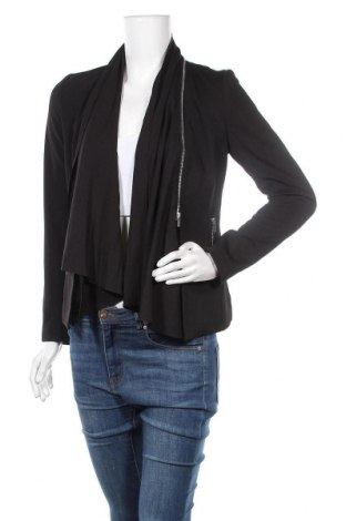 Дамско сако Best Emilie, Размер S, Цвят Черен, 95% полиестер, 5% еластан, Цена 12,76лв.