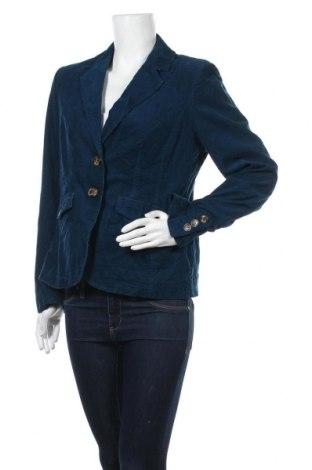 Дамско сако Blue Motion, Размер S, Цвят Син, Памук, Цена 13,13лв.