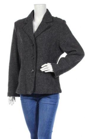 Дамско сако Blue Motion, Размер M, Цвят Сив, Вълна, Цена 11,39лв.