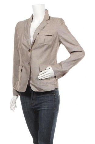 Γυναικείο σακάκι Brooks Brothers, Μέγεθος S, Χρώμα  Μπέζ, Βαμβάκι, Τιμή 61,99€