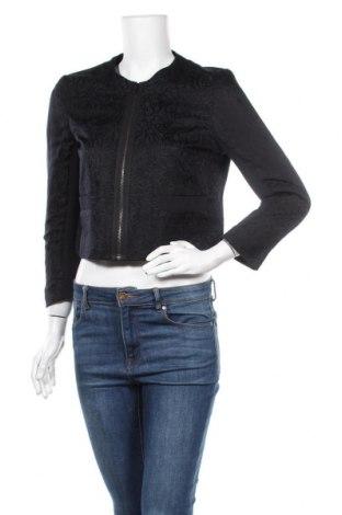 Дамско сако COS, Размер M, Цвят Черен, Памук, Цена 25,80лв.