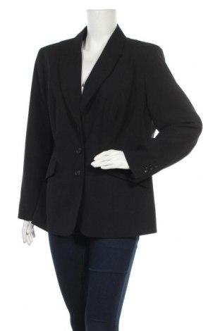 Дамско сако Canda, Размер XL, Цвят Черен, Полиестер, Цена 16,80лв.