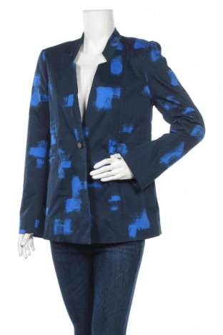 Γυναικείο σακάκι Chacok, Μέγεθος L, Χρώμα Μπλέ, 97% βαμβάκι, 3% ελαστάνη, Τιμή 63,32€