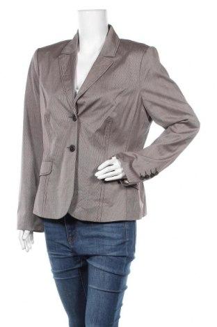 Дамско сако Comma,, Размер XL, Цвят Кафяв, 67% полиестер, 31% вискоза, 2% еластан, Цена 9,28лв.