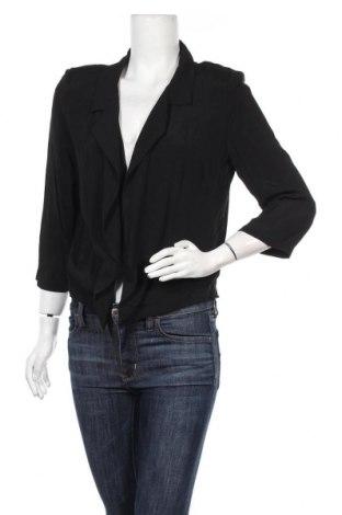 Дамско сако Cotton On, Размер M, Цвят Черен, 100% вискоза, Цена 13,23лв.