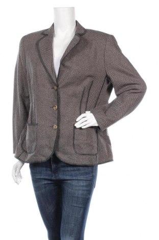 Дамско сако Delmod, Размер L, Цвят Сив, 70% вълна, 30% полиамид, Цена 7,35лв.