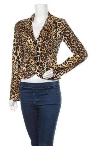 Γυναικείο σακάκι Denny Rose, Μέγεθος S, Χρώμα Πολύχρωμο, 97% βαμβάκι, 3% ελαστάνη, Τιμή 29,88€