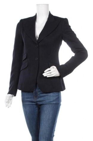 Γυναικείο σακάκι Dondup, Μέγεθος XS, Χρώμα Μπλέ, 97% μαλλί, 3% ελαστάνη, Τιμή 48,58€