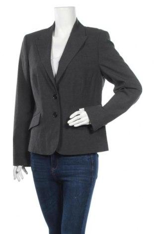 Дамско сако Esprit, Размер L, Цвят Сив, 65% полиестер, 32% вискоза, 3% еластан, Цена 30,45лв.