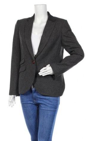 Дамско сако Esprit, Размер L, Цвят Сребрист, 50% вълна, 29% полиестер, 20% вискоза, 1% еластан, Цена 16,96лв.