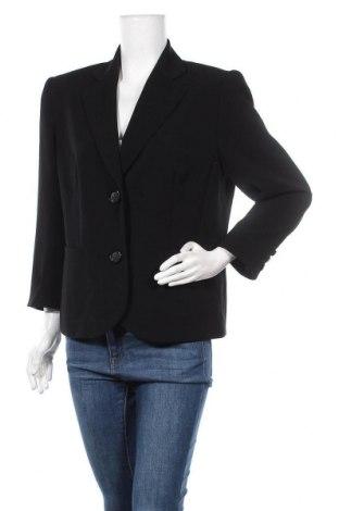 Дамско сако Gerry Weber, Размер L, Цвят Черен, Полиестер, Цена 28,98лв.