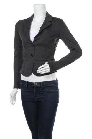 Дамско сако Imperial, Размер S, Цвят Сив, 68% вискоза, 27% полиамид, 5% еластан, Цена 11,81лв.