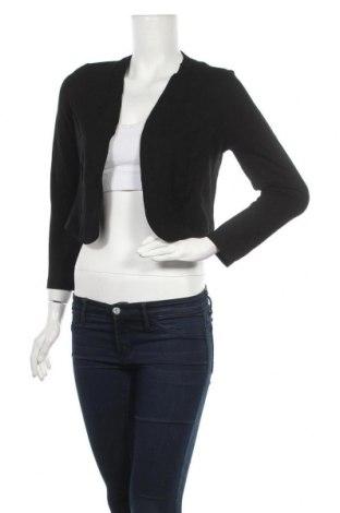 Γυναικείο σακάκι Kenny S., Μέγεθος S, Χρώμα Μαύρο, 74% πολυεστέρας, 22% βισκόζη, 4% ελαστάνη, Τιμή 16,05€