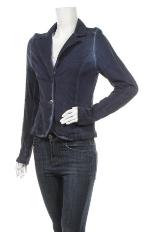 Γυναικείο σακάκι Kenny S., Μέγεθος S, Χρώμα Μπλέ, 94% βαμβάκι, 6% ελαστάνη, Τιμή 12,37€