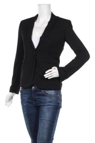 Дамско сако Kookai, Размер S, Цвят Черен, 100% полиестер, Цена 28,35лв.