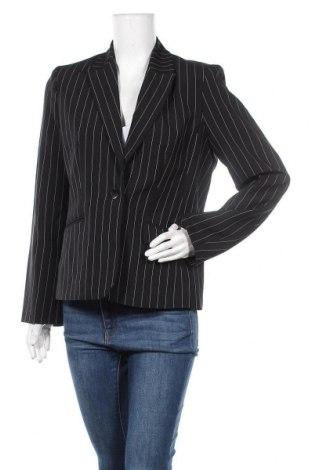 Дамско сако La Redoute, Размер L, Цвят Черен, Полиестер, Цена 25,88лв.