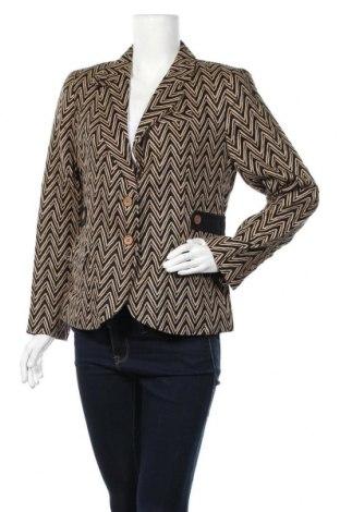 Γυναικείο σακάκι Lush, Μέγεθος XL, Χρώμα Μαύρο, Λινό, Τιμή 14,03€