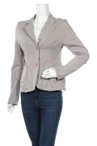 Дамско сако Made In Italy, Размер S, Цвят Сив, Цена 5,78лв.