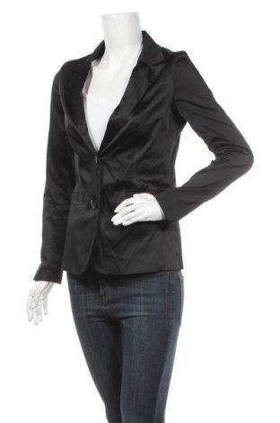 Дамско сако Madonna, Размер XS, Цвят Черен, 57% полиестер, 40% памук, 3% еластан, Цена 7,35лв.