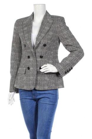 Дамско сако Marc Cain, Размер M, Цвят Сив, 70% памук, 26% полиамид, 4% еластан, Цена 107,10лв.