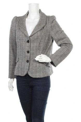 Дамско сако Marc Cain, Размер XL, Цвят Сив, Вълна, Цена 78,40лв.