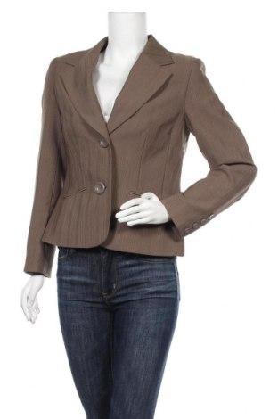 Дамско сако Modeszene, Размер M, Цвят Кафяв, Полиестер, Цена 4,62лв.