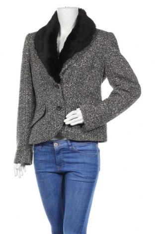 Дамско сако More & More, Размер L, Цвят Черен, 80% вълна, 20% полиамид, Цена 15,59лв.
