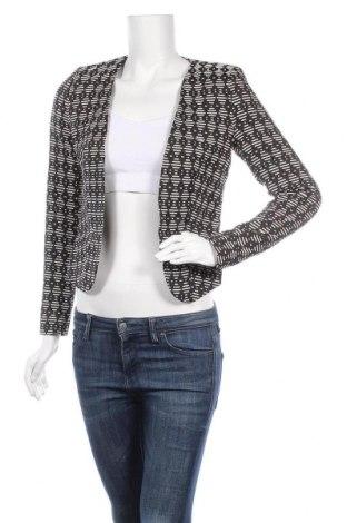 Дамско сако ONLY, Размер XS, Цвят Черен, 82% памук, 18% полиестер, Цена 13,23лв.