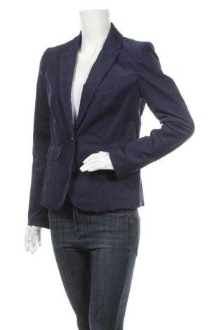 Дамско сако Orsay, Размер M, Цвят Син, 98% памук, 2% еластан, Цена 14,18лв.