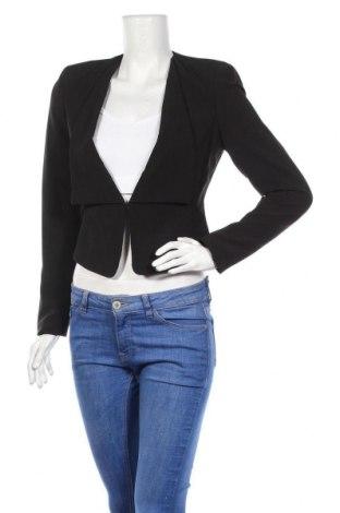 Дамско сако Portmans, Размер M, Цвят Черен, 90% полиестер, 10% еластан, Цена 8,40лв.