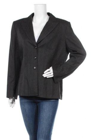 Γυναικείο σακάκι Tahari, Μέγεθος XL, Χρώμα Γκρί, 37% βισκόζη, 37% πολυεστέρας, 26% πολυαμίδη, Τιμή 24,06€