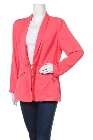 Дамско сако Target, Размер XL, Цвят Розов, Полиестер, Цена 12,76лв.