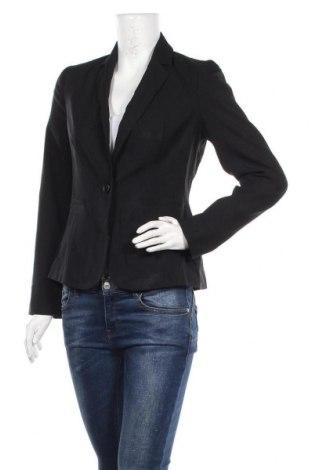 Дамско сако Target, Размер M, Цвят Черен, Полиестер, Цена 13,23лв.